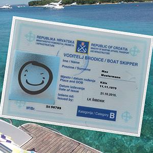 kroatisches Küstenpatent Skippertraining Bootsführerschein kroatien
