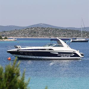 Yacht-charter Motoryacht motoryacht-törn delfin-tour