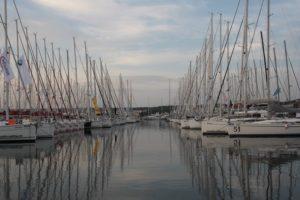 marina übersicht bootsführerschein küstenpatent bootfahren in kroatien