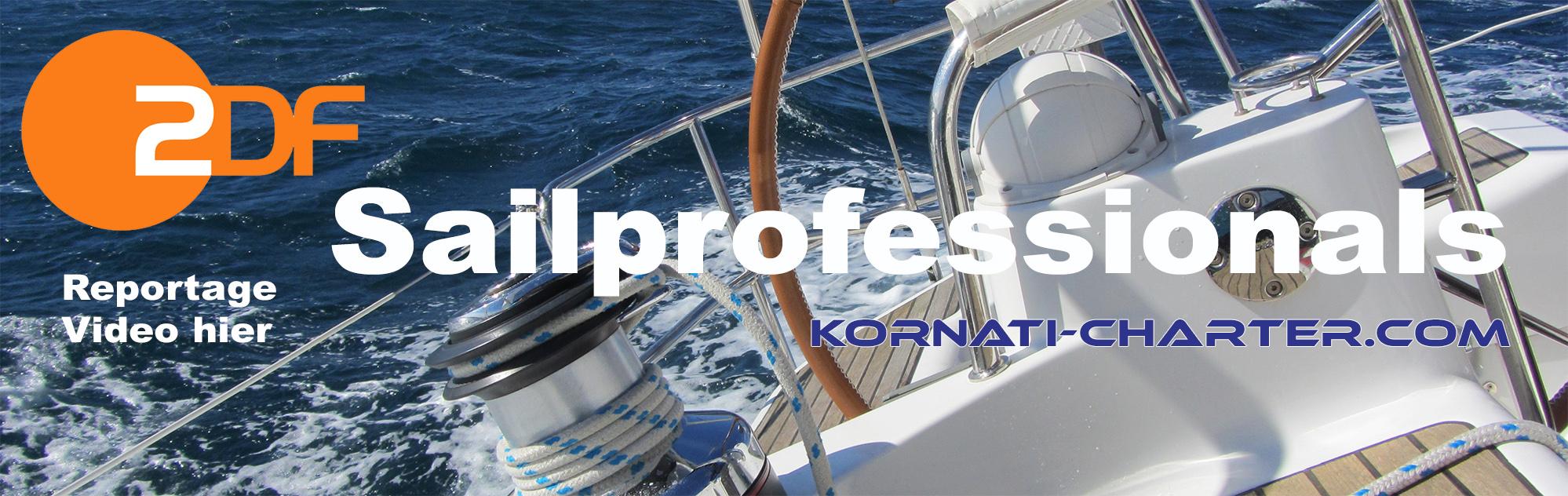 Reportage ZDF über Kornati Charter