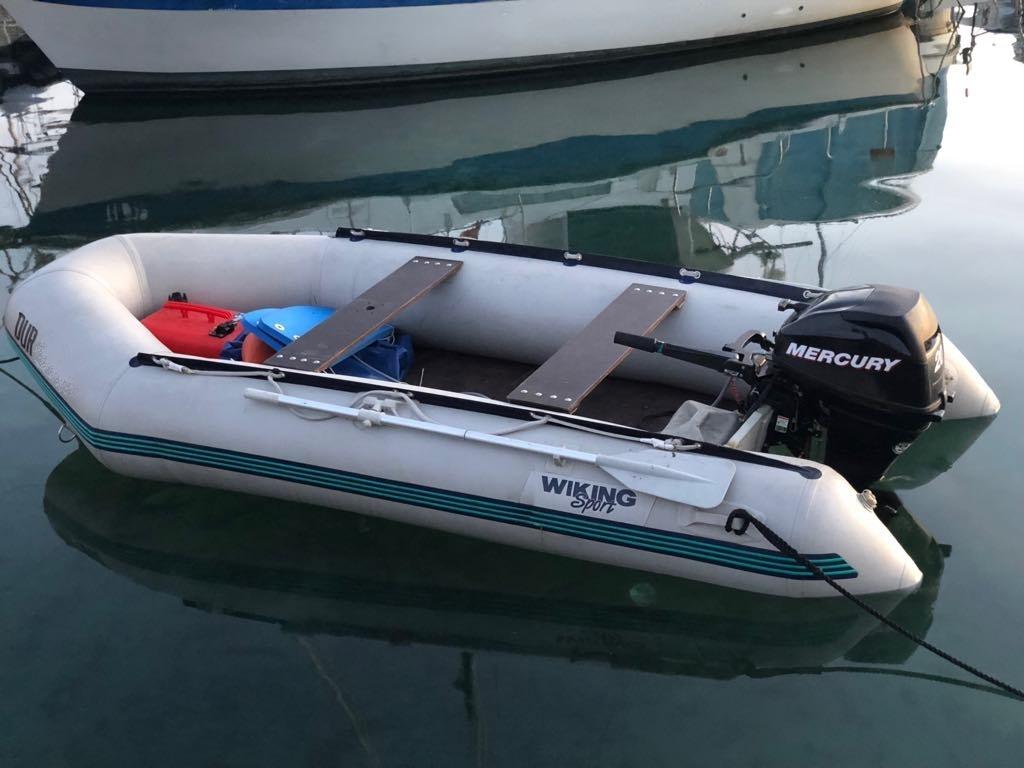 schlauchboot dinghy tender zu verkaufen