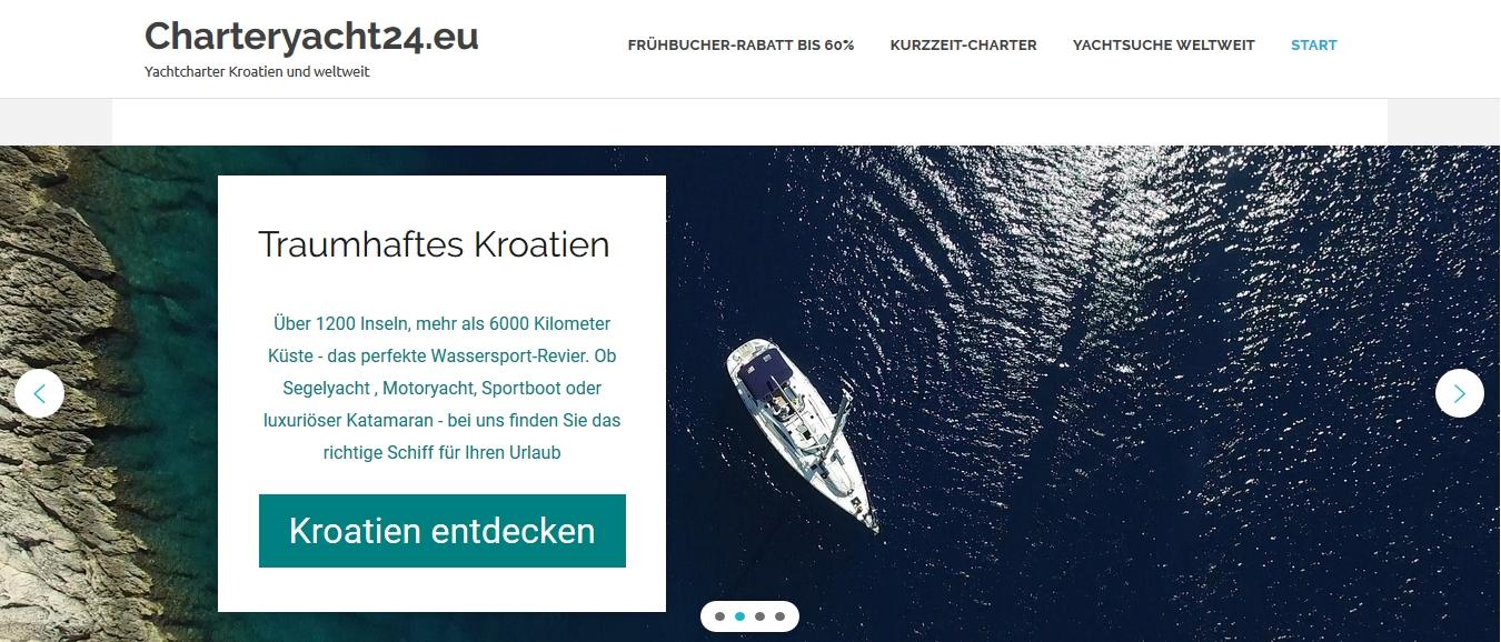 yachtcharter charteryacht finden online yachtcharter boot mieten